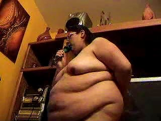 Bbwalmy Naked Beast Singing
