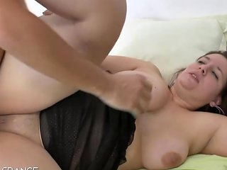 Sex With Fat Stepmom