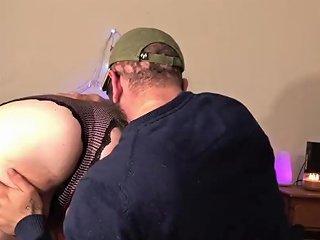 Gassy Bbw Plumper Face Farts And Sucks Dick